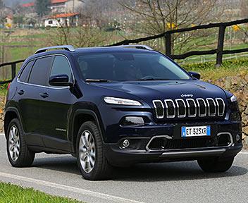 Per l'americana Jeep un futuro nel segno di Cherokee e Renegade - Speciale Suv & Crossover ...