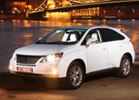 Lexus Rx450h, tutti i video
