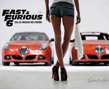 Alfa Romeo Giulietta Fast e Furious