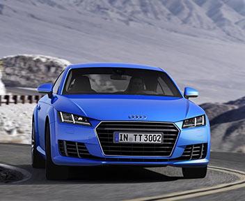 Audi tt al via la prevendita ecco quanto costa la nuova for Quanto costa costruire un portico anteriore