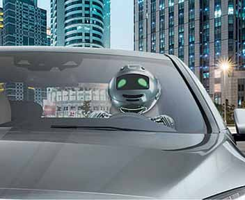 Se l 39 auto impara a guidare speciale auto che guidano da for L auto che si guida da sola