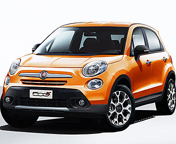 fiat 500x al via il conto alla rovescia per il lancio il sole 24 ore. Black Bedroom Furniture Sets. Home Design Ideas