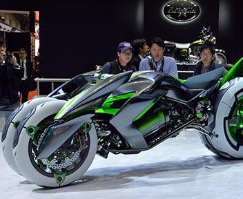 Al Via Il Tokyo Motor Show Vetrina Tecnologica Sul Futuro
