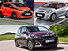 Toyota Aygo, Citro�n C1 e Peugeot 108, le Citycar sorelle