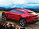 Suv Lamborghini, tutte le fotografie