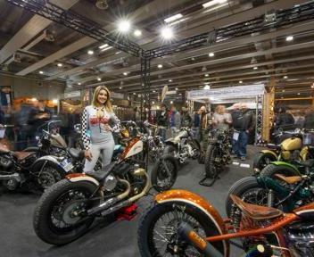 Alla fiera di verona tutto pronto per motor bike expo 2016 for Fiera di verona