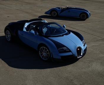 bugatti celebra i trionfi del passato con le veyron legend il sole 24 ore. Black Bedroom Furniture Sets. Home Design Ideas