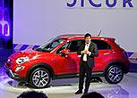 Fiat 500X, il video della presentazione internazionale