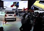 Anteprima mondiale del nuovo crossover Fiat 500X